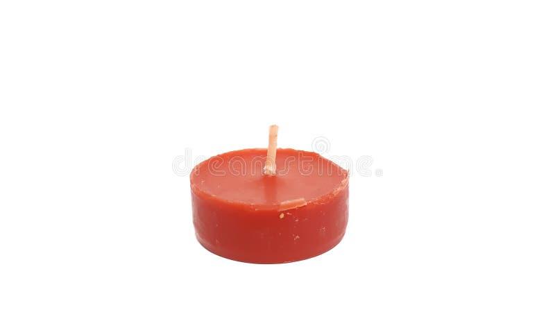 Aromat terapii świeczka zdjęcie royalty free