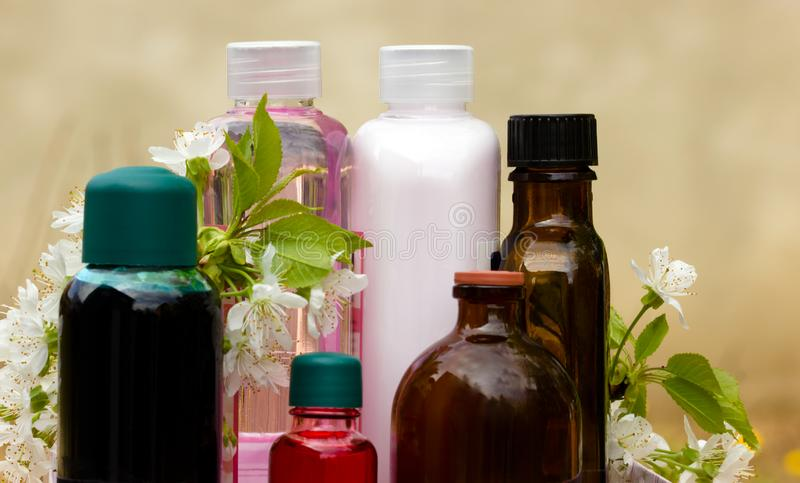 Aromaterapia fotografie stock