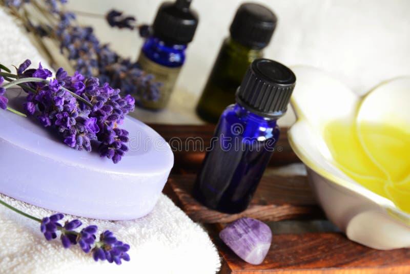 Aromaterapia foto de stock