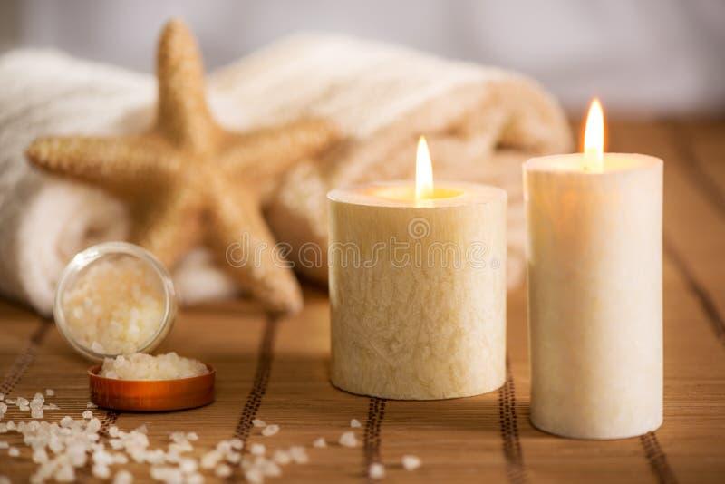 Aromatherapie stock fotografie