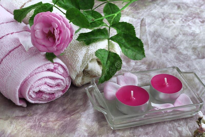 Aromatherapiekonzept lizenzfreies stockbild