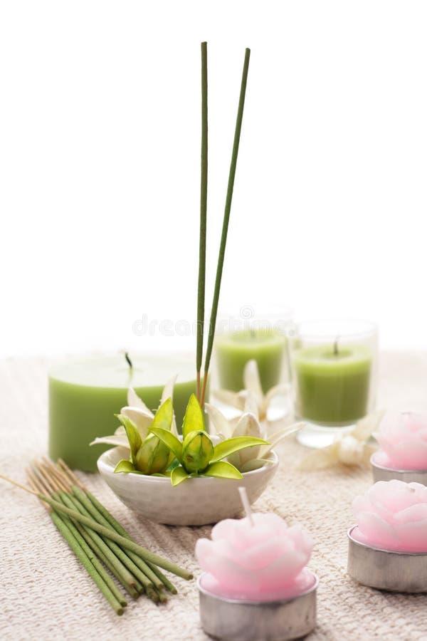 aromatherapy棍子 库存图片