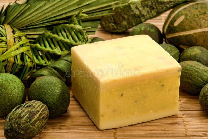 aromatherapy χειρωνακτικό φυσικό soap spa στοκ φωτογραφία με δικαίωμα ελεύθερης χρήσης