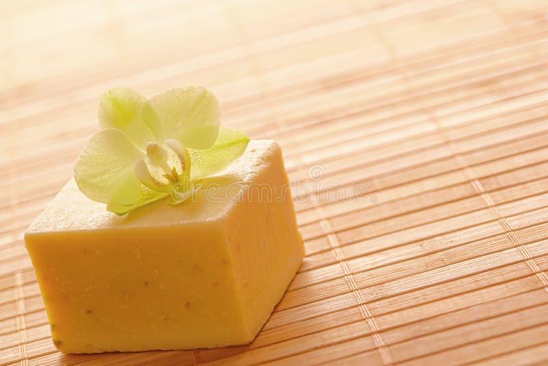aromatherapy χειρωνακτικό φυσικό soap spa στοκ φωτογραφίες με δικαίωμα ελεύθερης χρήσης