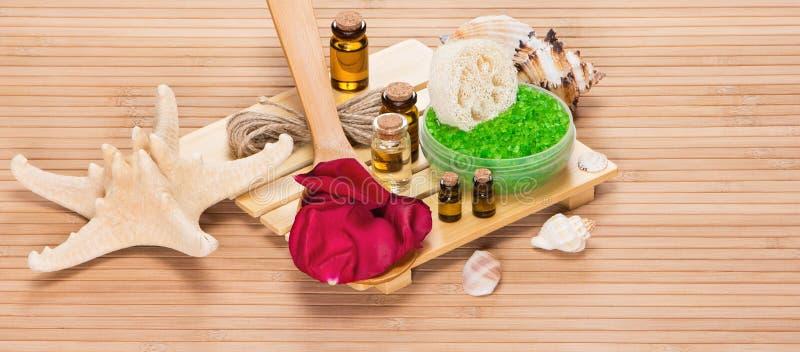 aromatherapy спа стоковые фото