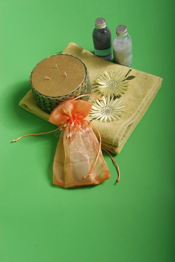 Download Aromatherapy στοκ εικόνες. εικόνα από άλας, κερί, υγεία - 1530968