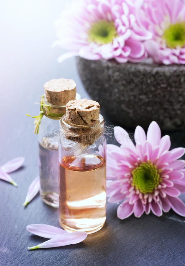 aromatherapy 库存照片