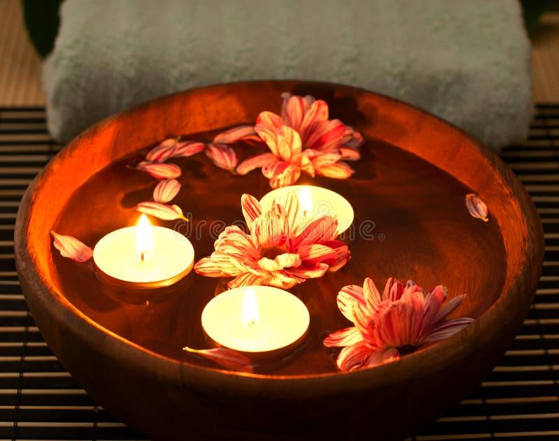 Aromatherapy. immagini stock