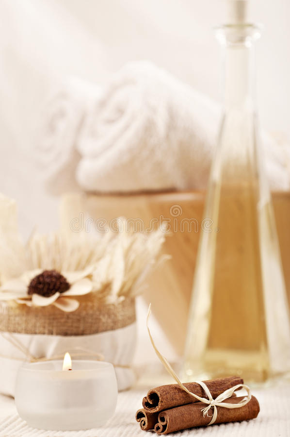 Aromatherapy image libre de droits