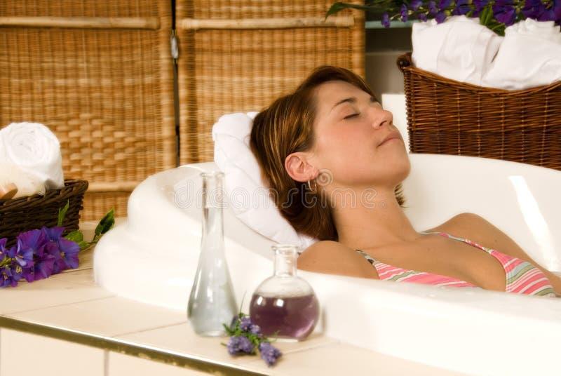 aromatherapy стоковая фотография rf