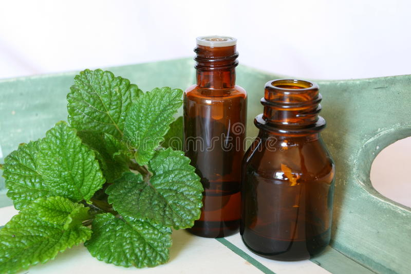 Aromatherapy imagem de stock