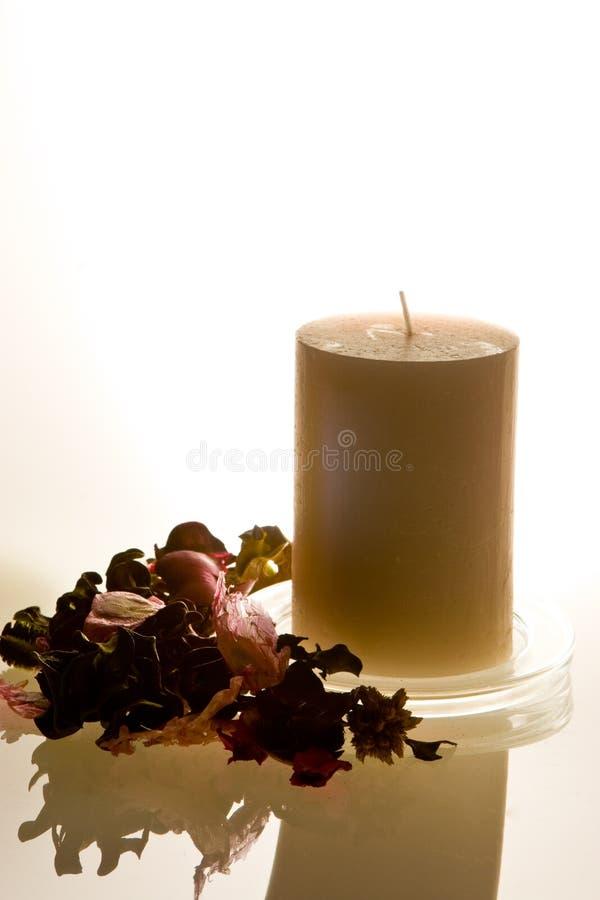 Aromatherapy stock photo