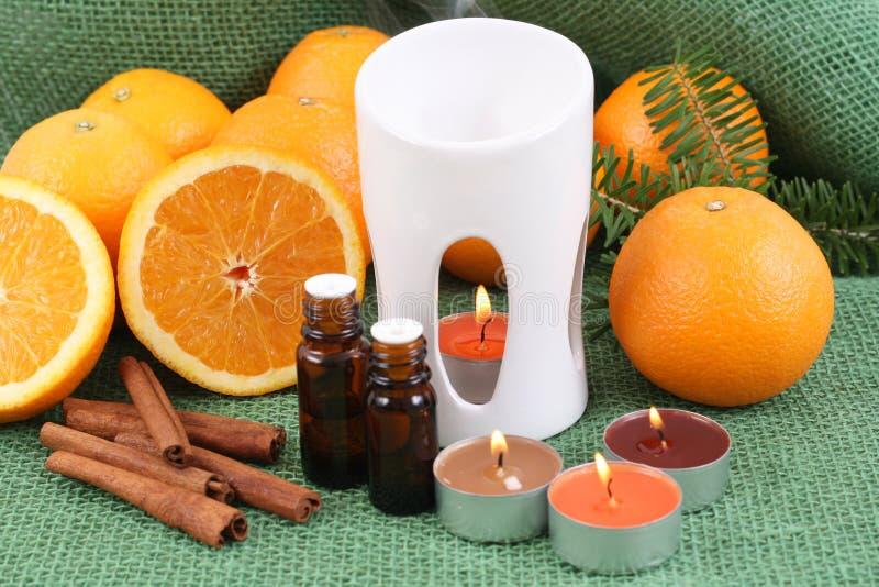 aromatherapy стоковое фото rf