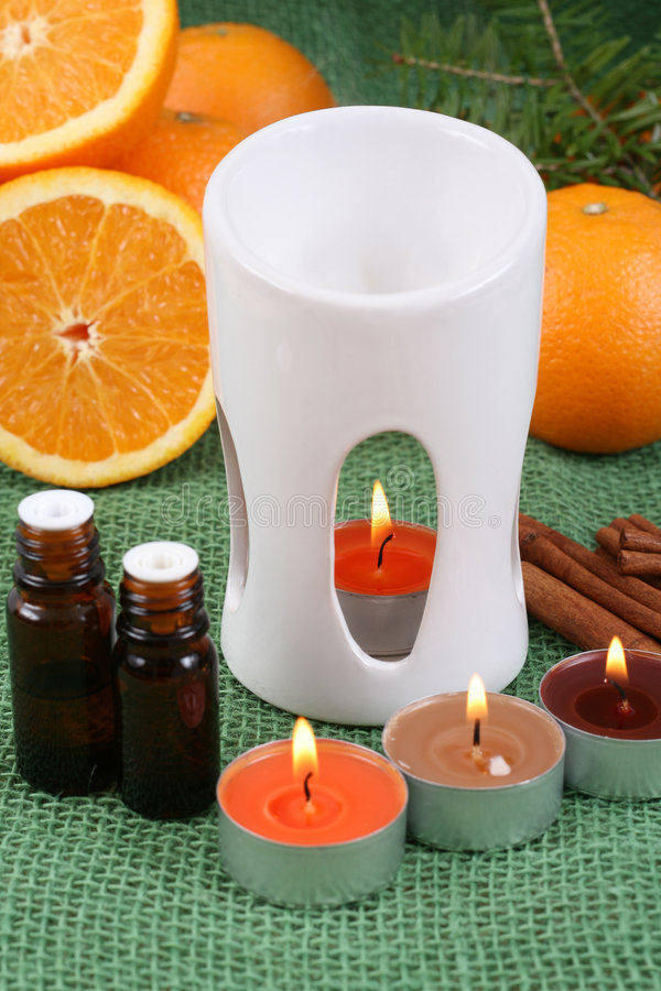 Aromatherapy foto de stock royalty free