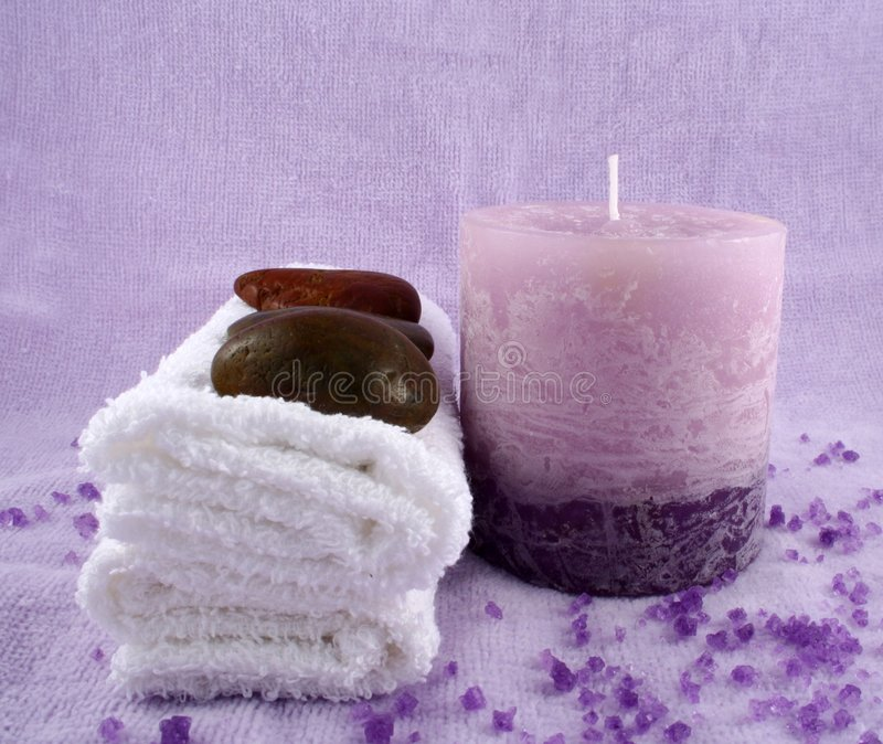 Download Aromatherapy стоковое изображение. изображение насчитывающей спа - 493853