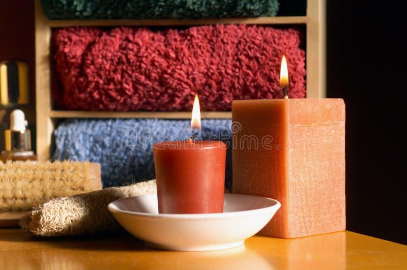 Aromatherapy stock afbeeldingen