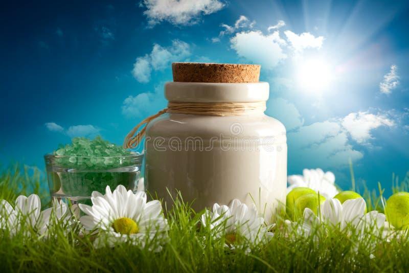 Download Aromatherapy Bakgrundsmineralnatur Arkivfoto - Bild av blom, fjäder: 19795948