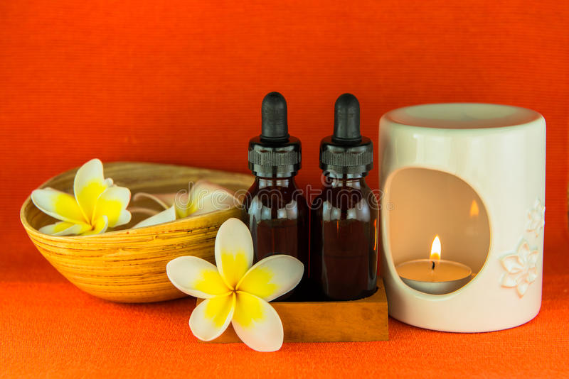 Download Aromatherapy Essential Oil And The Burner Stock Photo - Image: 33148798