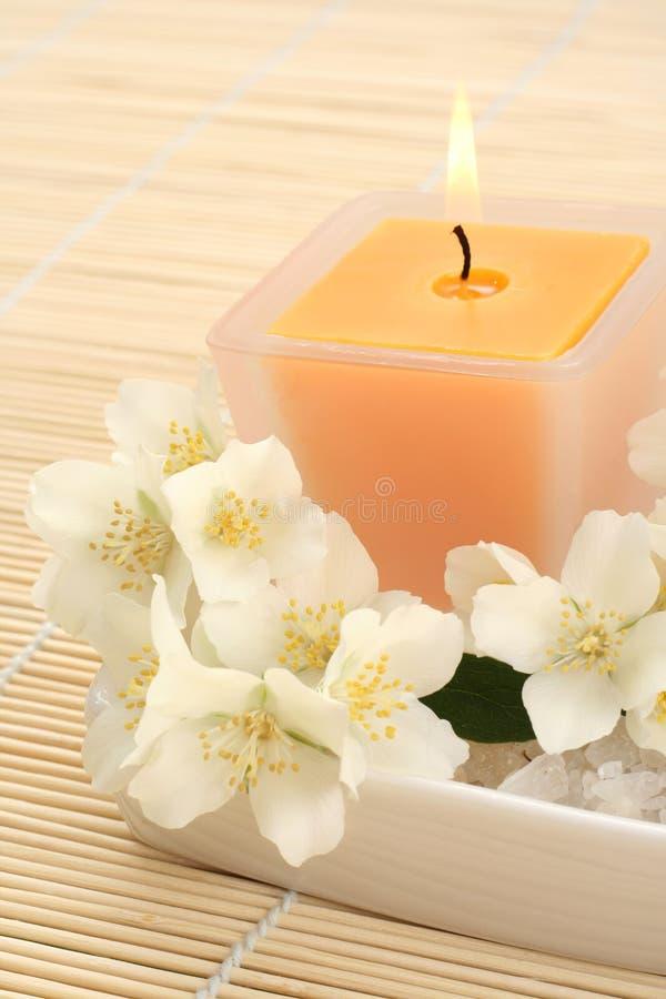 aromatherapy jasmin zdjęcia stock