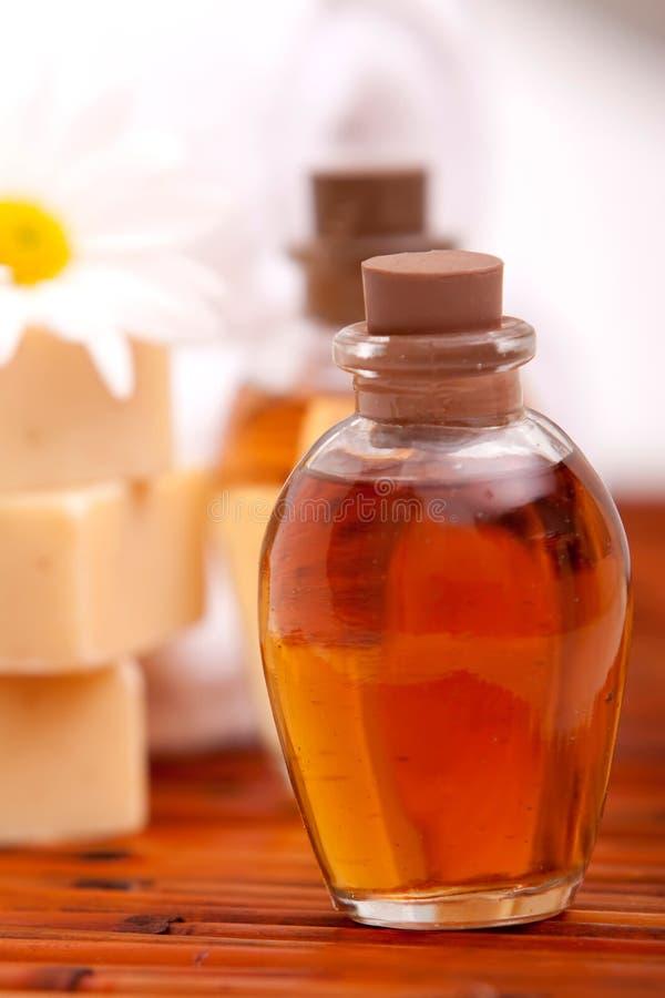 Aromatherapy oils for spa