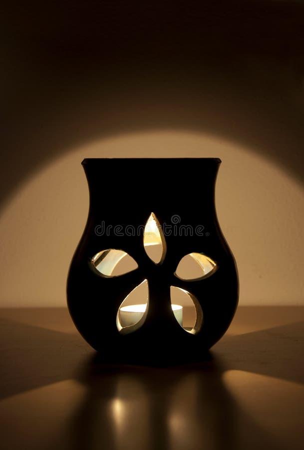 aromatherapy palnik obrazy royalty free