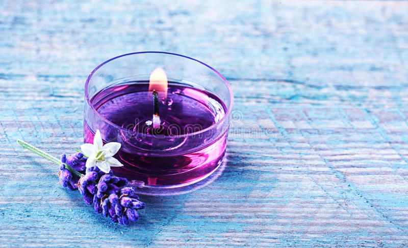 Aromatherapy spa υπόβαθρο στοκ εικόνες