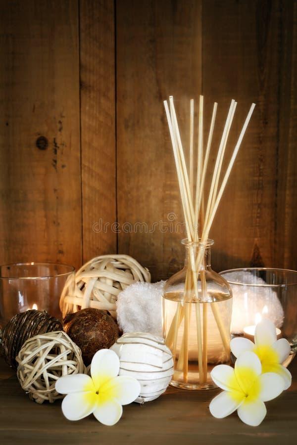 Aromatherapy zdroju Wciąż życie obrazy stock