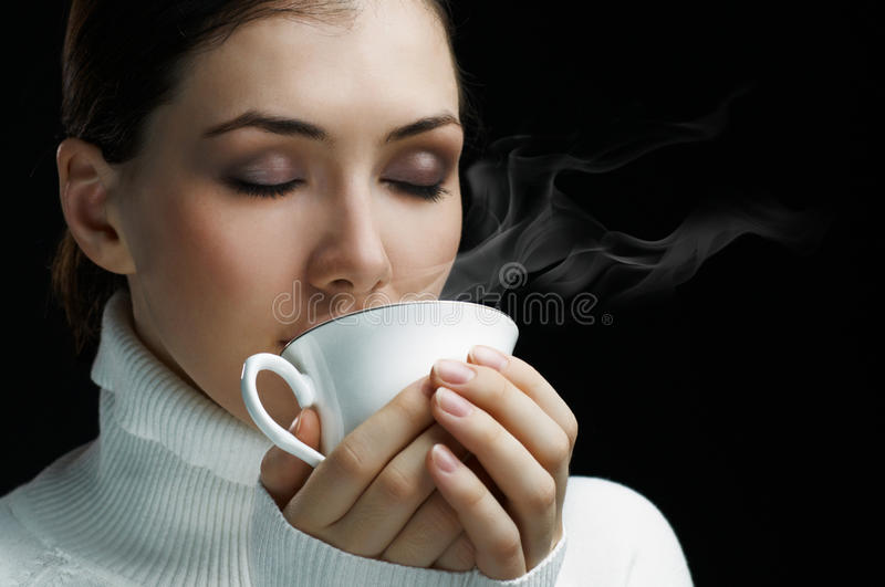 Aromatic coffee royalty free stock images