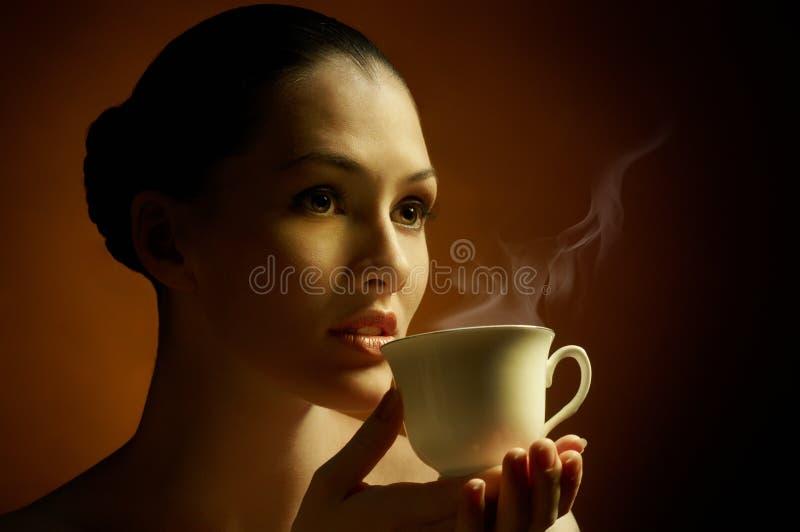 Download Aromatic coffee stock photo. Image of heat, symbol, coffee - 16105978
