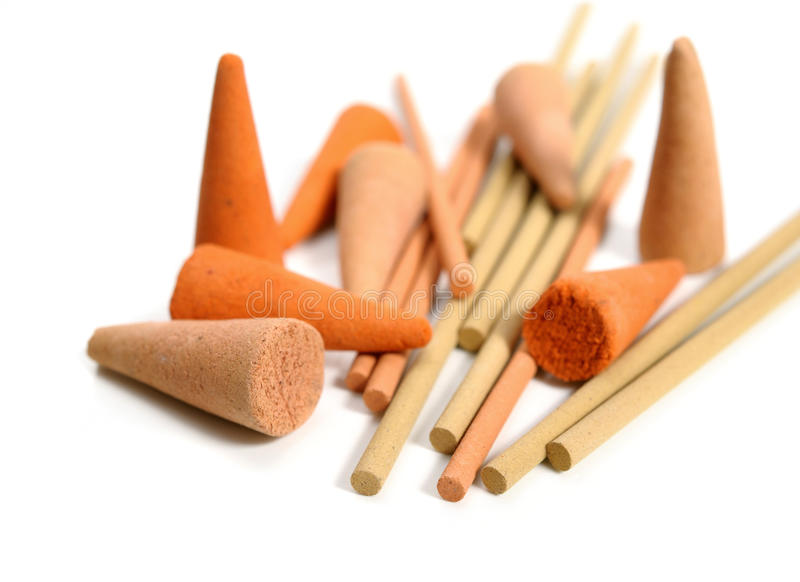 Aromatic Incense Royalty Free Stock Photography