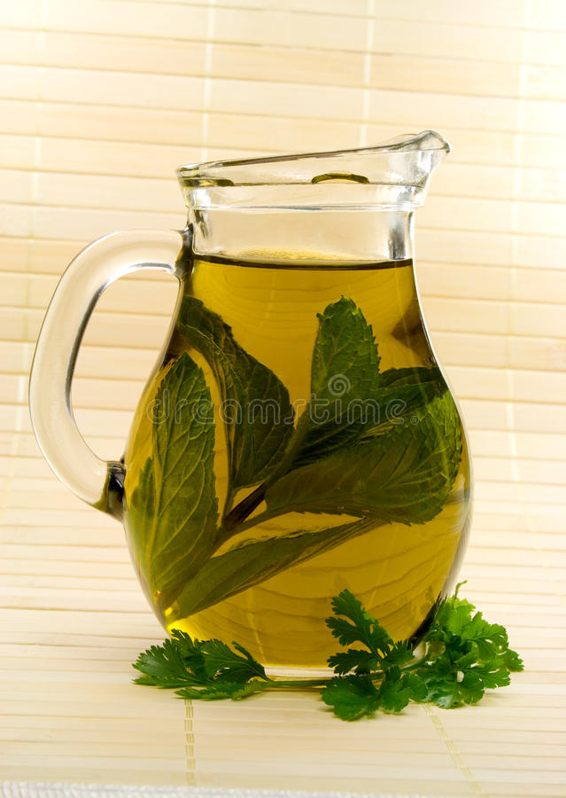 Download Aromatic Oil stock photo. Image of mint, spice, herbs - 19590934