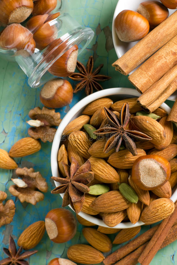 Download Aromatic spices stock image. Image of flavor, detail - 26652579