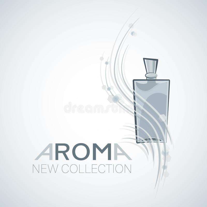 aromatics ny samling  stock illustrationer