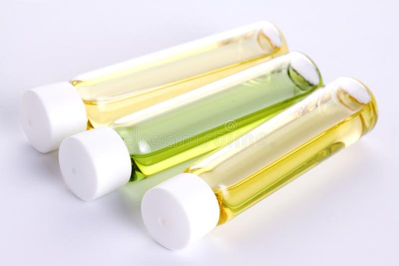 Aromatische organische Schmieröle lizenzfreie stockfotos