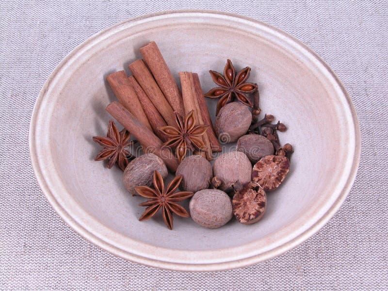 Download Aromatiska kryddor arkivfoto. Bild av smaktillsats, dofta - 511006