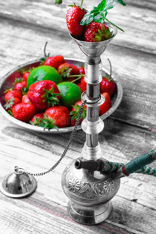 Arome fruité de Shisha photos stock