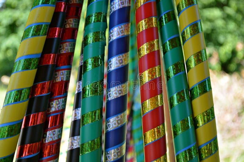 Aros de Hula fotos de stock