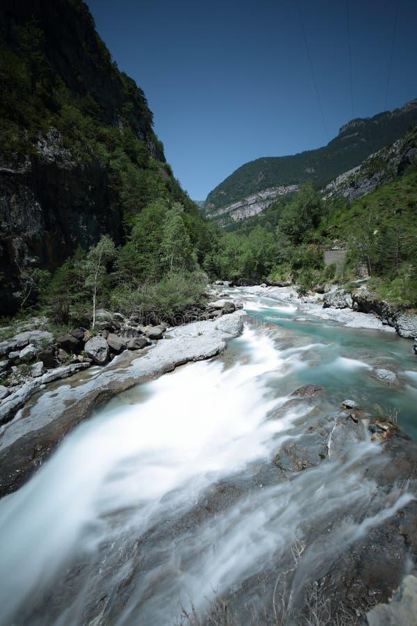 Aros do rio foto de stock royalty free