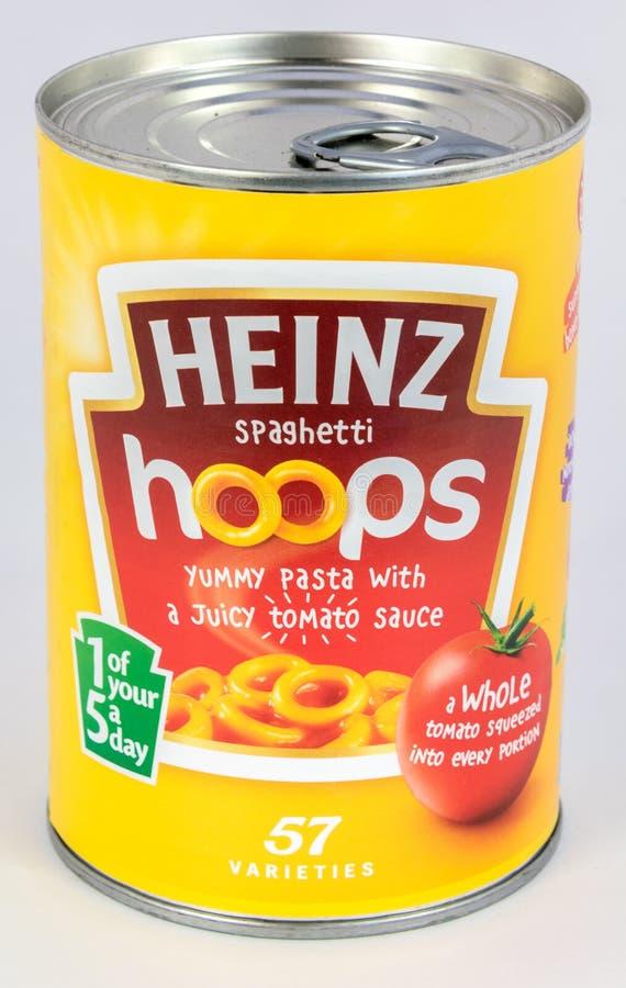 Aros dos espaguetes imagens de stock royalty free