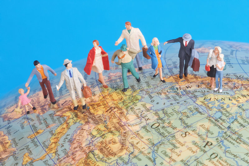Download Around The World Royalty Free Stock Image - Image: 647076
