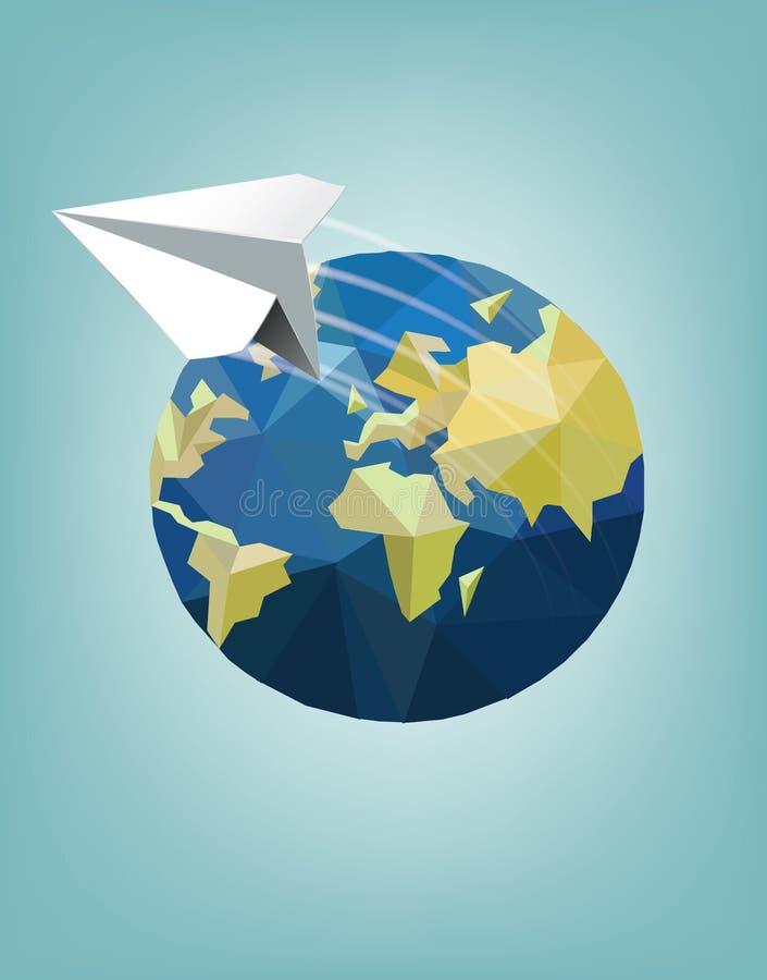 Around the world flat icon illustration stock illustration download around the world flat icon illustration stock illustration illustration of flight simple gumiabroncs Images