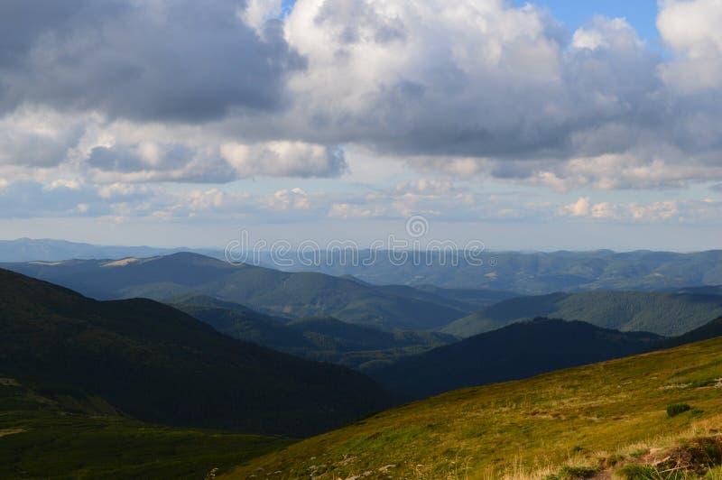 Arpathians del ¡ di Ð fotografia stock