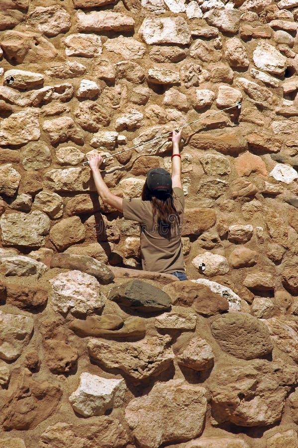 Arqueólogo imagens de stock royalty free