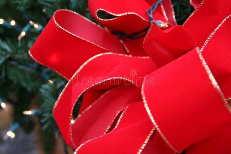 Arqueamiento de la Navidad fotos de archivo libres de regalías