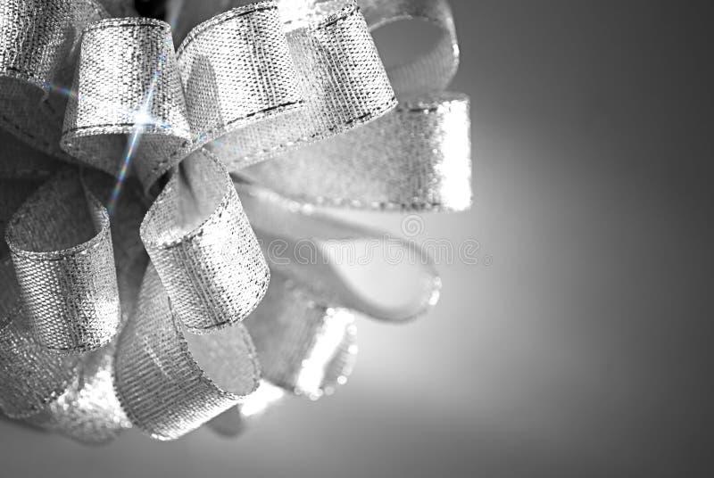 Arqueamiento de plata imagen de archivo libre de regalías