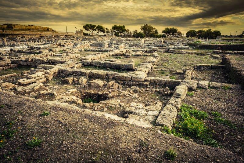 Arqueología imágenes de archivo libres de regalías