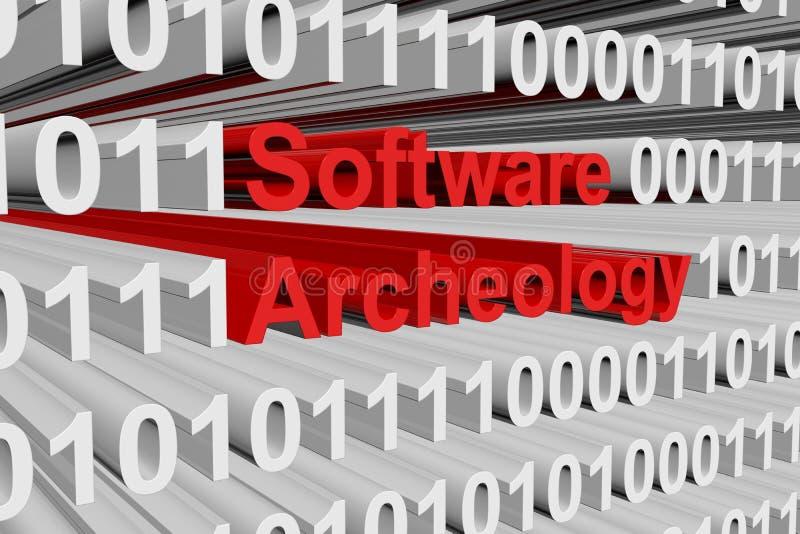 Arqueología del software libre illustration