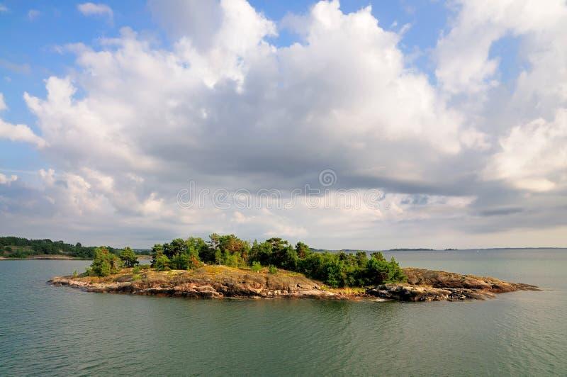Arquipélago de Aland, Finlandia fotos de stock royalty free