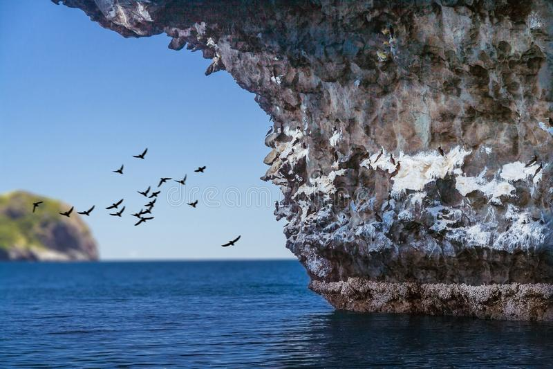 Arquipélago de Mitsio fotografia de stock royalty free