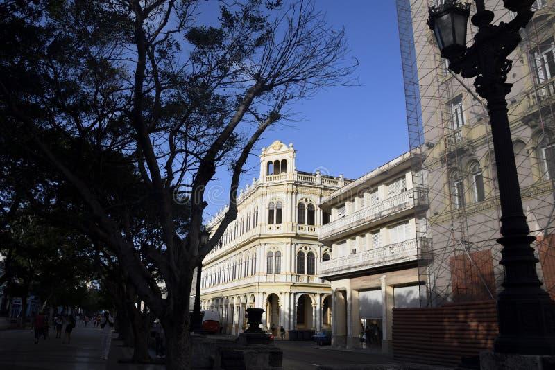 Arquitectos de La Habana fotografía de archivo libre de regalías